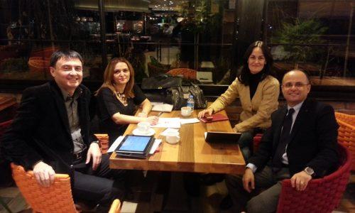 Araştırmalar-Projeler Çalışma Grubu 2. Toplantıs