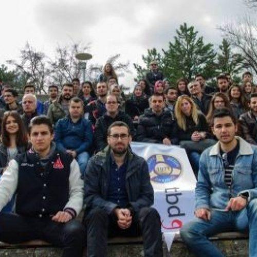 TBD Genç Ankara Tanışma Etkinliği Gerçekleştirildi