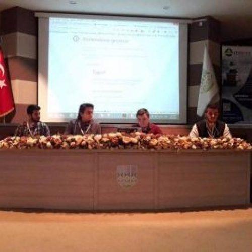 """TBD Genç Ankara """"Genç Bilişimciler Paneli-KARABÜK ÜNİVERSİTESİ"""" Etkinliği Gerçekleştirildi"""