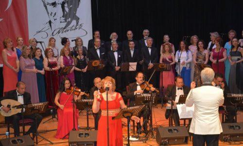 TBD TSM Korosu Yaza Merhaba Konseri yapıldı