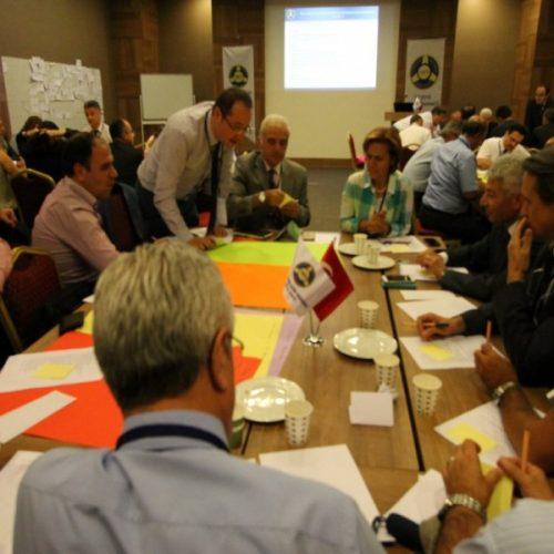 """""""Kamu Bilişim Merkezlerinin Etkin ve Verimli Çalışması İçin Çözüm Önerileri Çalıştay""""ı Yapıldı"""