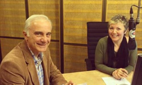 18.İNTERNET HAFTASI ETKİNLİKLERİ: TRT Türkiye'nin Sesi Radyosu'nda Söyleşi