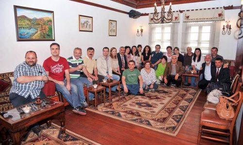 """Model of Cooperation Between IT Schools and Sector"" Toplantısı Ankara'da Yapıldı"