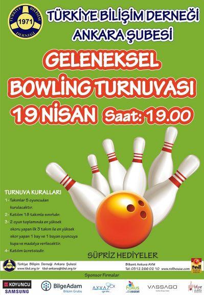 3. bowling