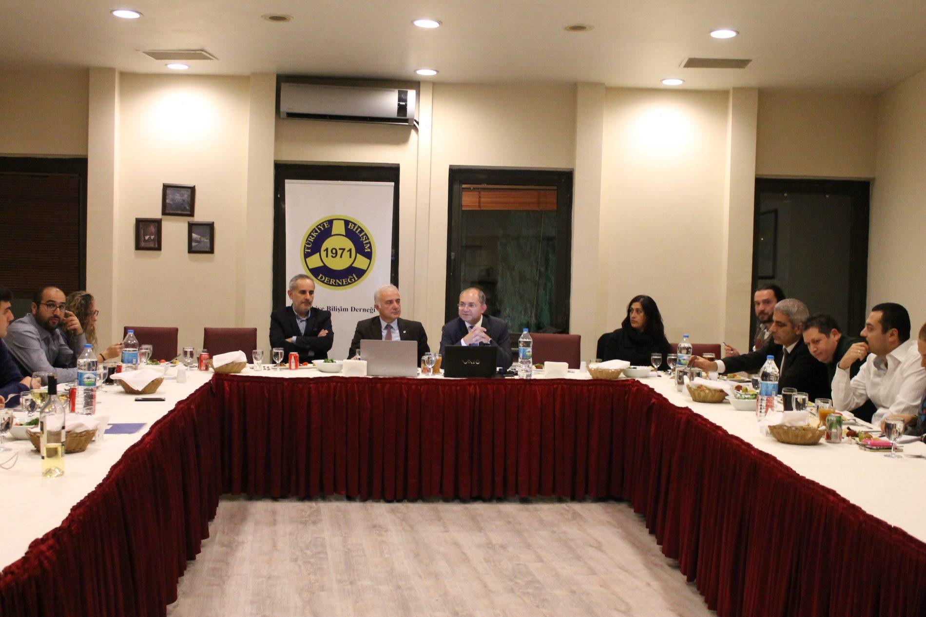 Bilişim 2016 Basın Toplantısı
