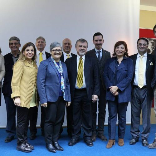 TBD Ankara Şubesi'nin Yeni Başkanı Nurcan Özyazıcı Sunay Oldu