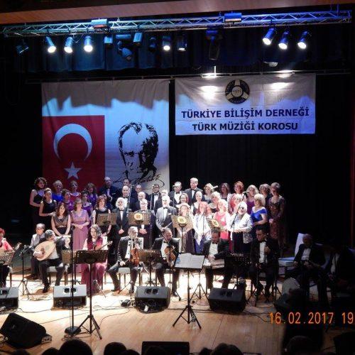"""TBD Ankara Şubesi """"Kış Güneşi"""" Konseri Gerçekleştirildi"""