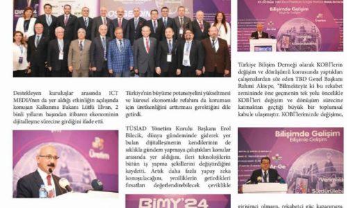 Bilişime Yön Verenler Antalya'da Buluştu – ICT Media