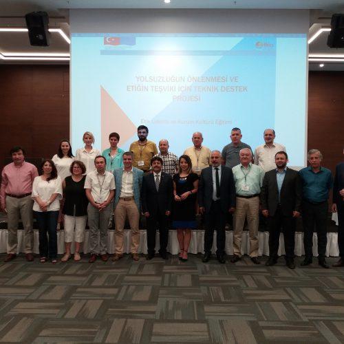 Etik Eğitimi ve Etik Liderlik Semineri
