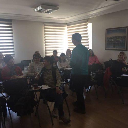 TBD Ankara Şubesi 'Stres Yönetimi' Eğitimi