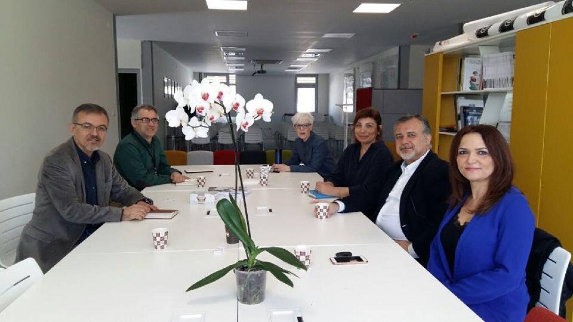 TBD Ankara Şubesi Projeler Toplantısı