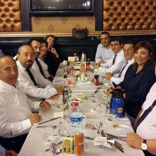 TBD Ankara Şubesi İftar Yemeği