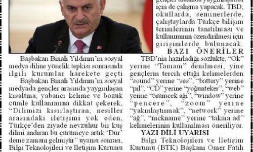 'Dur' Deme Zamanı Gelmiştir – KGRT Karaman Gazetesi