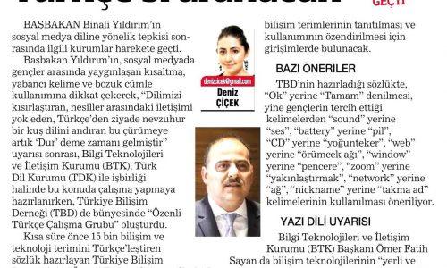 'Stalk', 'Story' ve 'spoil'in Türkçesi Aranacak – HABER TÜRK