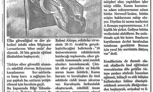 Türkiye 20 Bin Kişilik Ordu Kuruyor – GAZETE ULUS