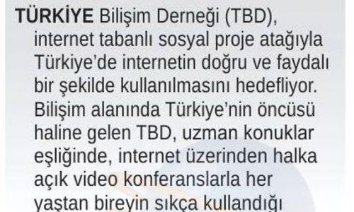 Türkiye Bilişim Derneği'nden Uygulamalı Eğitime Devam – 24 Saat