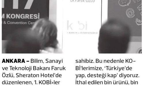 Türkiye'de Yap Desteği Kap – DOĞRU HABER