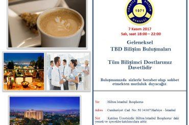 2017.11.07 TBD Buluşma_Hilton
