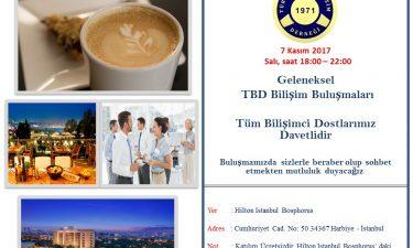 Geleneksel TBD Bilişim Buluşmaları
