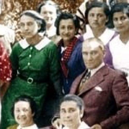 5 Aralık, 1934 Kadın Hakları Günümüz Kutlu Olsun.