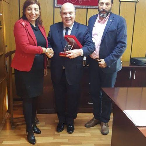 MEB Müsteşar Yardımcısı Doç. Dr. Mustafa Hilmi Çolakoğlu'na Ziyaret