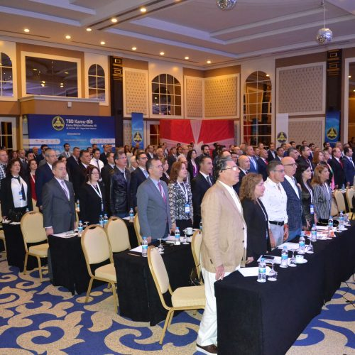 Kamu-BİB'19 Kamu Bilişim Platformu yoğun katılım ile gerçekleştirildi.