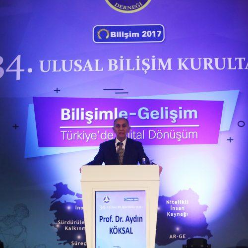 Prof. Dr. Aydın Köksal Ödülleri Verilecek