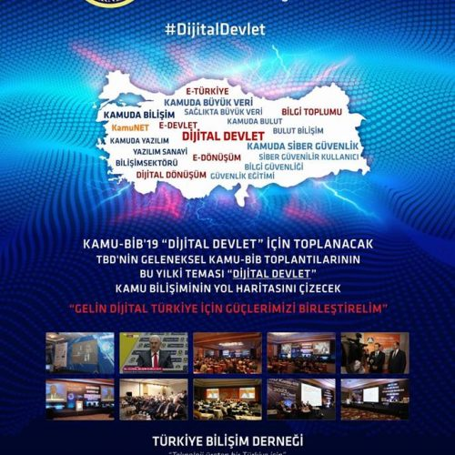 "TBD Kamu-BİB'19 ""26-29 Ekim 2017"" Bodrum Vogue Otel"