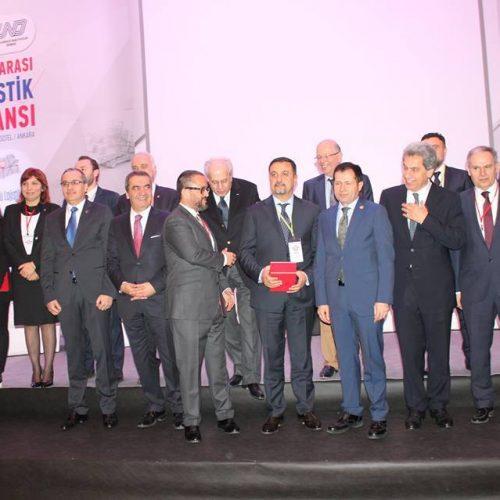 """TBD Ankara Şubesi  """"2. Uluslararası Bilişim ve Lojistik Konferansı"""" başarı ile gerçekleştirildi."""