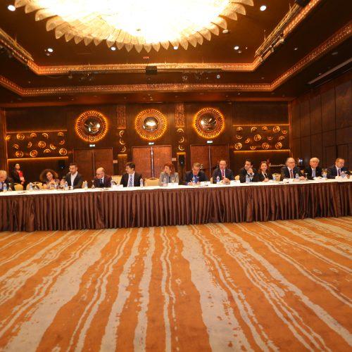 TBD Yüksek İstişare Kurulu Toplantısı Yapıldı