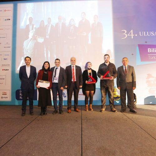 TBD 19. Bilimkurgu Öykü Yarışması Ödül Töreni Gerçekleştirildi