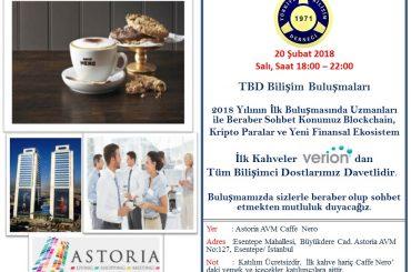 2018 02 20 TBD Buluşma_Caffe Nero VERİON