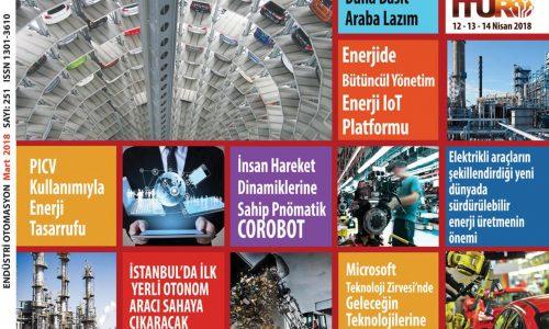 Üretimde Dijital Dönüşüm İçin Hızlı İletişim Şart – EDÜSTRİ OTOMASYON
