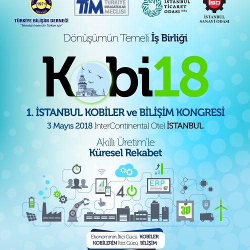 """TBD, """"1. İstanbul Kobi'ler ve Bilişim Kongresi"""" Düzenliyor"""