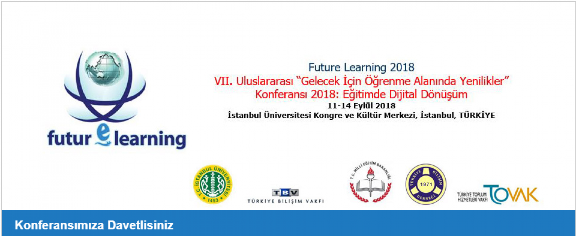 FUTURE LEARNING 2018 KONFERANSI