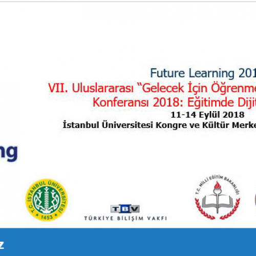 FUTURE LEARNING 2018 KONFERANSI