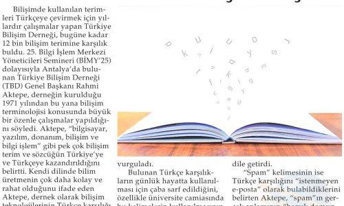 12 Bin Terime Türkçe Karşılık – YENİGÜN İZMİR