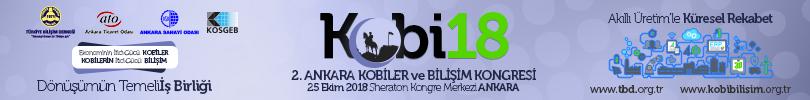 2. Ankara Kobiler ve Bilişim Kongresi