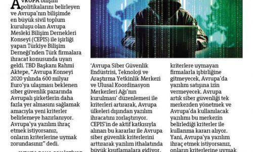 600 Milyar Euro'luk Uyarı – HÜRRİYET