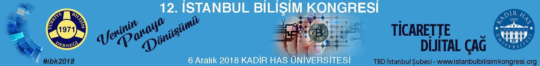 12. İstanbul Bilişim Kongresi