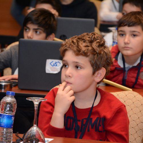 Şehit ve Gazi Çocuklarına Kodlama Eğitimi Verildi