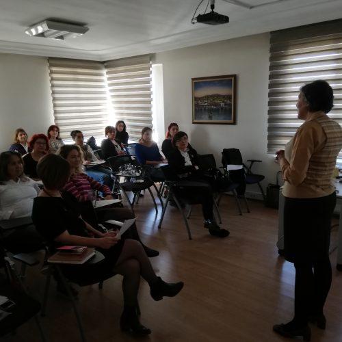 Türkiye Bilişim Derneği Ankara Şubesi ve İCF Uluslararası Koçluk Federasyonu Protokolü