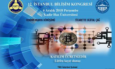 12. İSTANBUL BİLİŞİM KONGRESİ
