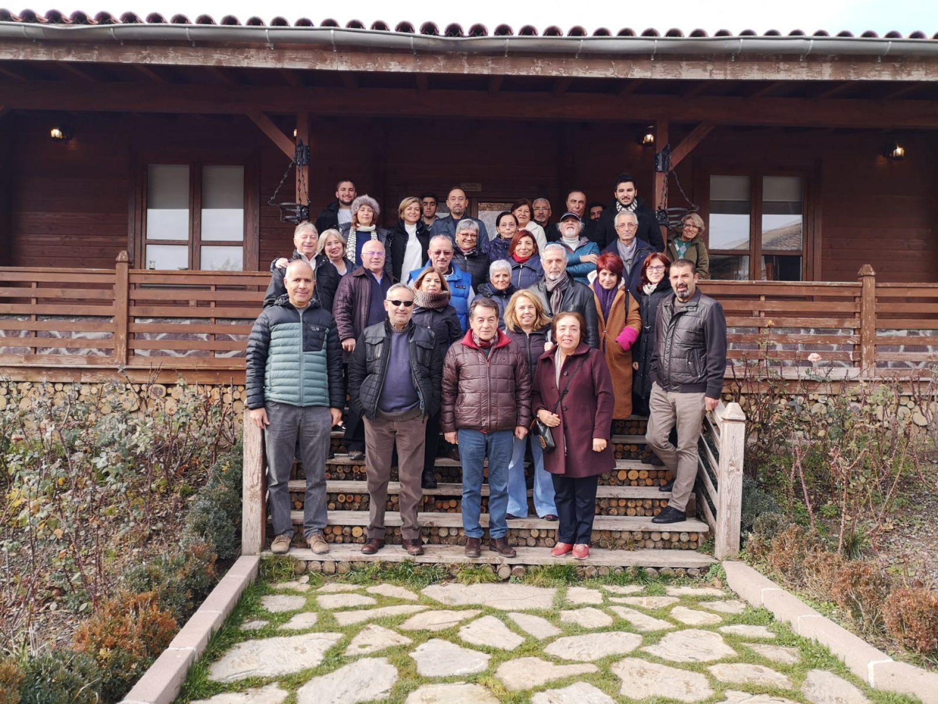 TBD Ankara Şubesi olarak 9 Aralık 2018 Pazar Günü Değerli üyelerimizin katılımları ile Altınköy Açık Hava Müzesi'nde kahvaltımızı gerçekleştirdik.