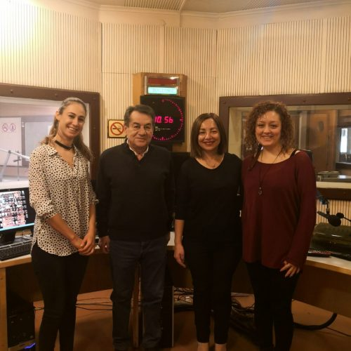 TRT Radyo 1 Hayat Okulu Programına Konuk Olduk