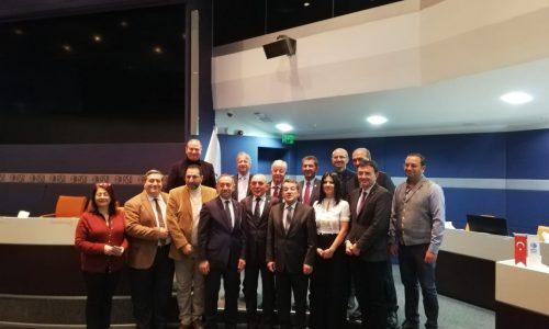 TBD Ankara Şubesi 7. Dönem Yönetim Kurulu Üyeleri