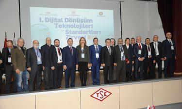 I.Dijital Dönüşüm Teknolojileri ve Standartları Zirvesi Gerçekleşti!