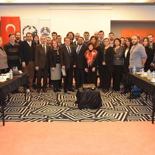 TBD Eskişehir Şubesi 8. Olağan Genel Kurulu Gerçekleştirildi
