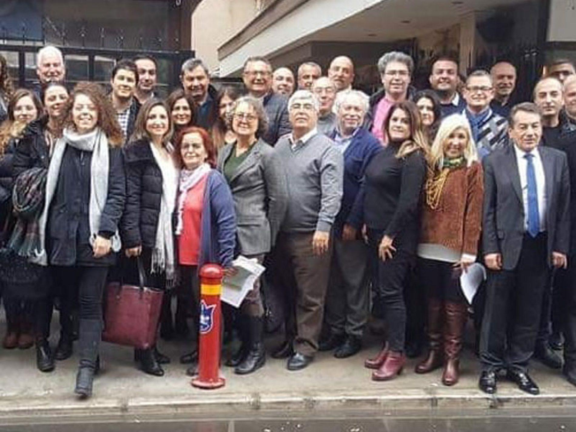 TBD İzmir Şubesi 6. Olağan Genel Kurulu Gerçekleştirildi
