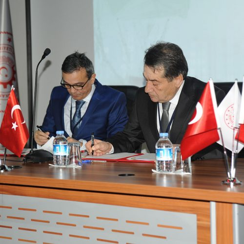 TSE ve TBD İşbirligi Protokolü İmzalandi!